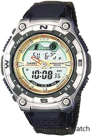 Casio AQW-100B-3A