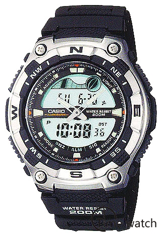 Casio AQW-100-1A