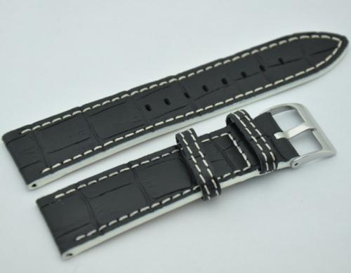 LeVeL 426.1.18 чёрный белая нитка