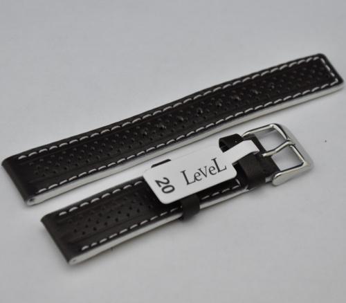 LeVeL 20/1 мм корич с белым