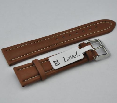 LeVeL 20/1 мм светло-корич 2