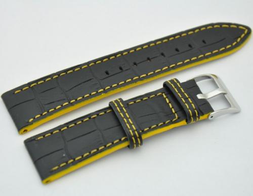 LeVeL 426.1.20 чёрный жёлтая нитка