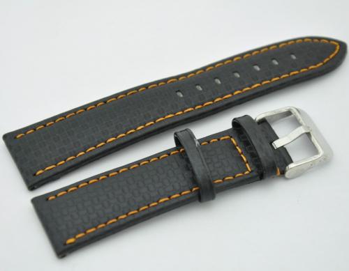 LeVeL 1708.3.1.20 чёрный оранжевая нитка