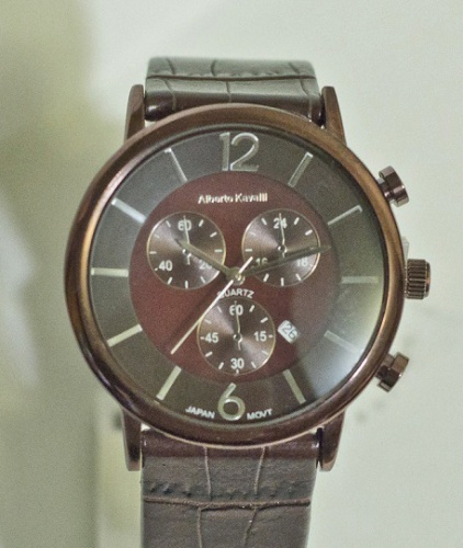 Alberto Kavalli 08630 коричневый
